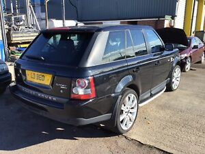 Range Rover Sport L320 Breaking Driver Side Rear Quarter Glass 2006
