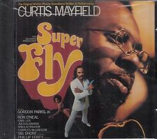Curtis Mayfield Super Fly The original Motion Picture SoundtrackCD NEW