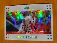 2007 Topps Chrome White Refractor Albert Pujols Card #265 #556/660
