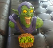 Sideshow Green Goblin legendary scale bust exclusive