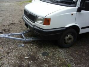 3.5T SINGLE PERSON SOLO USE  CAR RECOVERY A FRAME TOWING DOLLY TRAILER AFRAME