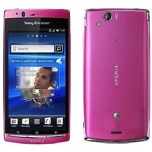 "Original Sony Ericsson Xperia Arc S LT18i Unlocked 4.2"" 1GB Wifi 8MP Android 3G"