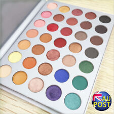 35 Colors makeup Eye Shadow Palette Hill Matte Shimmer Powder Glitter kit MN