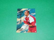 FABIEN BARTHEZ FOOTBALL CARD PREMIUM 1994-1995 OLYMPIQUE MARSEILLE OM PANINI