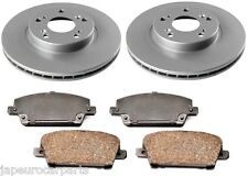 For Honda FR-V 1.7 1.8 2.0 04-09 Front Brake Disc & Pads