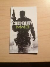 Call Of Duty Mw3 Magnet