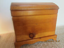 NAUTICAL DECORATIVE WOODEN PIRATE'S SEA CHEST