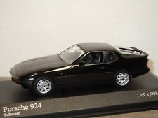 Porsche 924 Coupe - Minichamps 1:43 in Box *35945