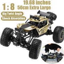 1:8 Rc Control Remoto Coche Off Road Noria para Niños Juguete Monster Truck Race