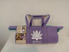 New Lotus Trolley Bags Set of 4 Cooler Bag & Egg Wine Holder Reusable Bags