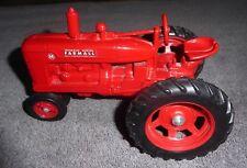 RED MCCORMICK DEERING FARMALL TOY TRACTOR DIECAST METAL INTERNATIONAL HARVESTER