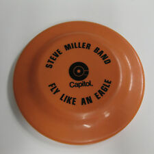 STEVE MILLER BAND Fly Like A Eagle 1976 US Promo Only FRISBEE Capitol Records