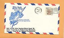 NIKE BOOSTED BLACK BRANT VC TELESCOPE NOV 17,1976  WHITE SANDS MISSILE RANGE