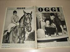 OGGI=1955/30=VALVORI=ROFRANO=SUZY VOLTERRA=ORLANDO SIROLA=GRETA GARBO=MILAN AC