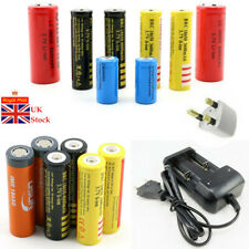 3.7V 18650 26650 16340 Rechargeable 4000 6000 3000 mAh Li-ion Battery Charger CE