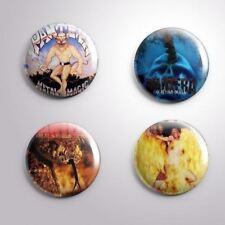 4 PANTERA Metal Magic - Pinbacks Badge Button 25mm 1''