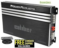 Power Acoustik RE1-3000D 3000 Watt Mono Amplifier monoblock car Amp RE1.3000D