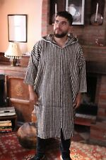 Moroccan coat Jelaba for men and women 100 % wool handmade by a craftsman