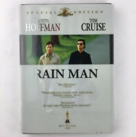 Rain Man DVD 2004 Special Edition Dustin Hoffman Fast Free Shipping