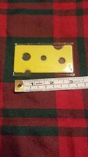 Essential Oil Bottle Opener Universal Tool. YELLOW, ships quickly