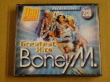 2-CD BOX DAG ALLEMAAL / BONEY M - GREATEST HITS