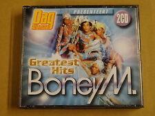 2-CD BOX DAG ALLEMAAL / BONEY M - GREATEST HITS