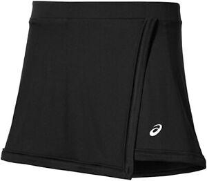Asics Women's Tennis Skort Sports Club Styled Skort - Black - New