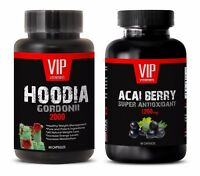 Fat loss supplement - HOODIA GORDONII – ACAI BERRY COMBO - acai extract