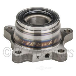 Wheel Bearing Rear Right BCA Bearing WE60817