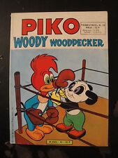 "BD PIKO ""Woody Woodpecker"" - 1983"