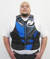 Hyperlite Tall Neoprene Life Vest Sizes to 5XL-TALL