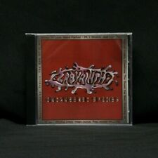 Used CD Labyrinth Endangered Species 1998 Triple S Records LCD0498