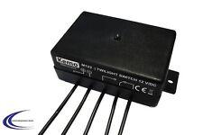 Kemo M122 Dämmerungsschalter 12 V DC - Mini Tag / Nacht Sensor Twilight Sensor