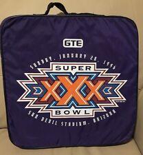 NFL SUPERBOWL XXX GTE  SEAT CUSHION