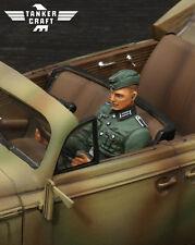 Tanker Craft 1/24 WWII German Staff Car Driver resin figure