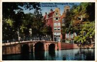 CPA Amsterdam. Heerengracht hoek Leidschegracht. NETHERLANDS (624729)