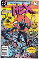 HEX Issue #1 Sept. 1985 Gut-Searing 1st Issue! The Origin of Hex!