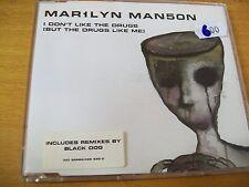 MAR1LYN MAN5ON I DON'TLIKE THE DRUGS  CD SINGOLO