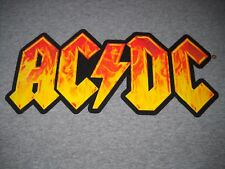 "AC / DC ""On Fire"" T-Shirt XL  NEW"