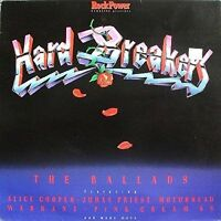 Hard Breakers-The Ballads (1991) Alice Cooper, Judas Priest, Motörhead, P.. [CD]