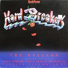 Hard Breakers-The Ballads (1991) Alice Cooper, Judas Priest, Motörhead, Pink CRE