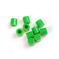 50x Push-botton Cap for 6x6mm Momentary Tactile Switches Key Caps Green