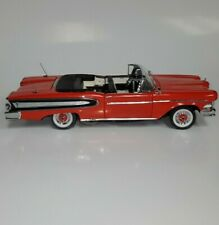 New ListingFranklin Mint 1958 Edsel Citation Convertible Le 261 of 2500 Produced