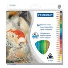 Staedtler Watercolour Pencils Set - 2.9 Mm Lead Size - Assorted Lead - Wood