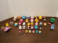 Disney Tsum Tsum Mini Figures Lot of 33  And Accessories EUC