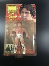 VINTAGE BLOODY TITO SANTANA 2000 LEGENDS OF WRESTLING LJN HASBRO WWE WWF WCW NWO