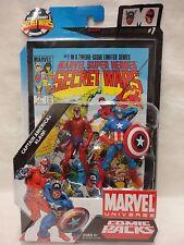 Marvel 25th Anniversary Comic 2pk - Captain America & Klaw T3