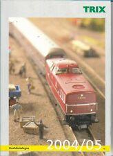 Trix Hoofdcatalogus 2004/05 NL