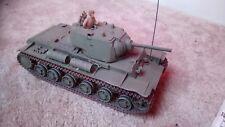 RUSSIAN KV-1 TANK 1/35 built/Made B Spares Repair