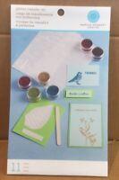 MARTHA STEWART Glitter Transfer Kit  43-20004